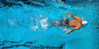 Svømmere skal også passe på deres krop
